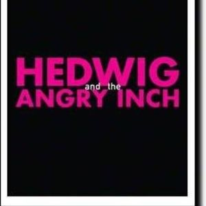 Playbill Other - Playbill Hedwig and the Angry Inch John Cameron
